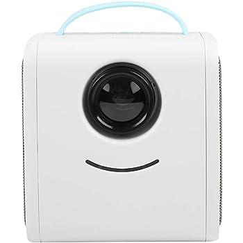 Mini proyector LED portátil, HD LED 1080P Mini proyector con ...