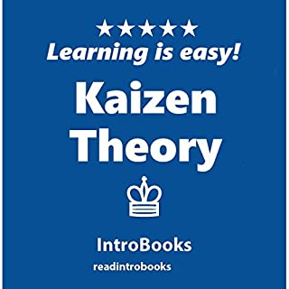 Kaizen Theory audiobook cover art