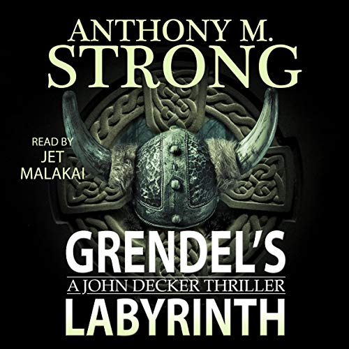 Grendel's Labyrinth Audiobook By Anthony M. Strong cover art
