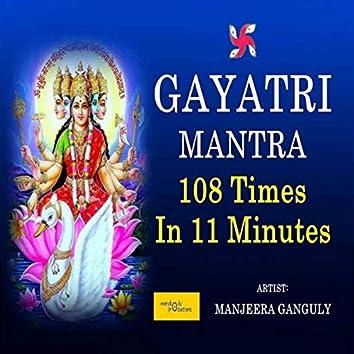 Gayatri Mantra 108 Times in 11 Minutes