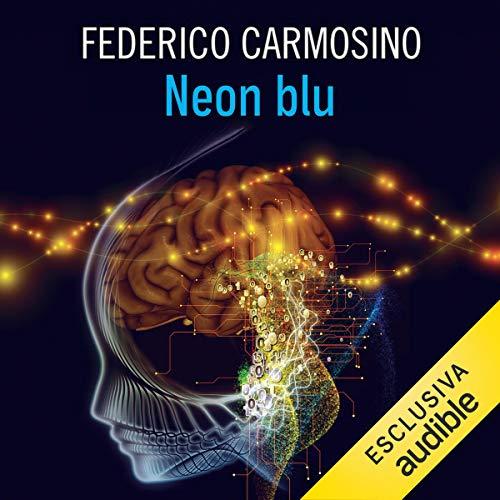 Neon blu copertina