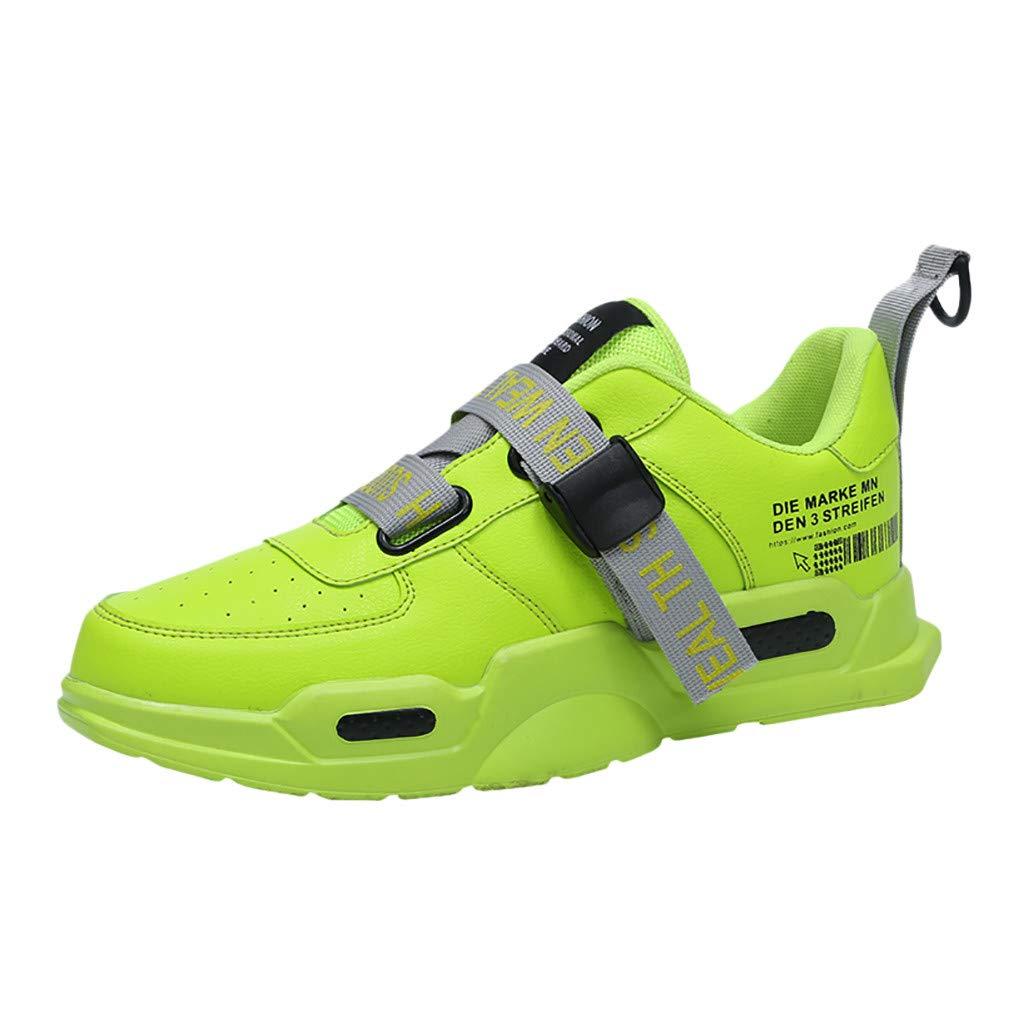 Zapatillas De Deporte De Moda Para Hombre Zapatos Casuales Zapatos Con Cordones Transpirables Zapatos Para Correr Para Estudiantes Zapatillas De Deporte De Tendencia Salvaje Zapatos De Hombre: Amazon.es: Hogar