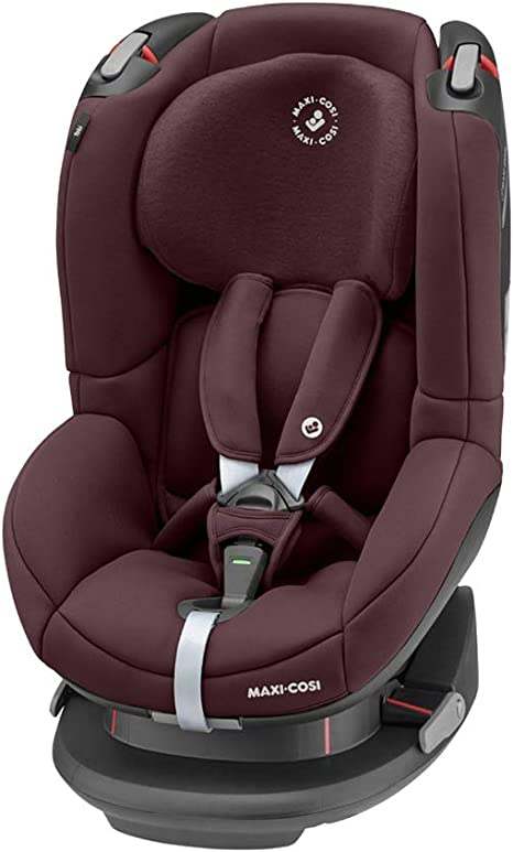 Maxi-Cosi Tobi Toddler Car Seat Group 1, Forward-Facing Reclining Car Seat, 9 Months - 4 Years, 9-18 kg, Authentic Red: image