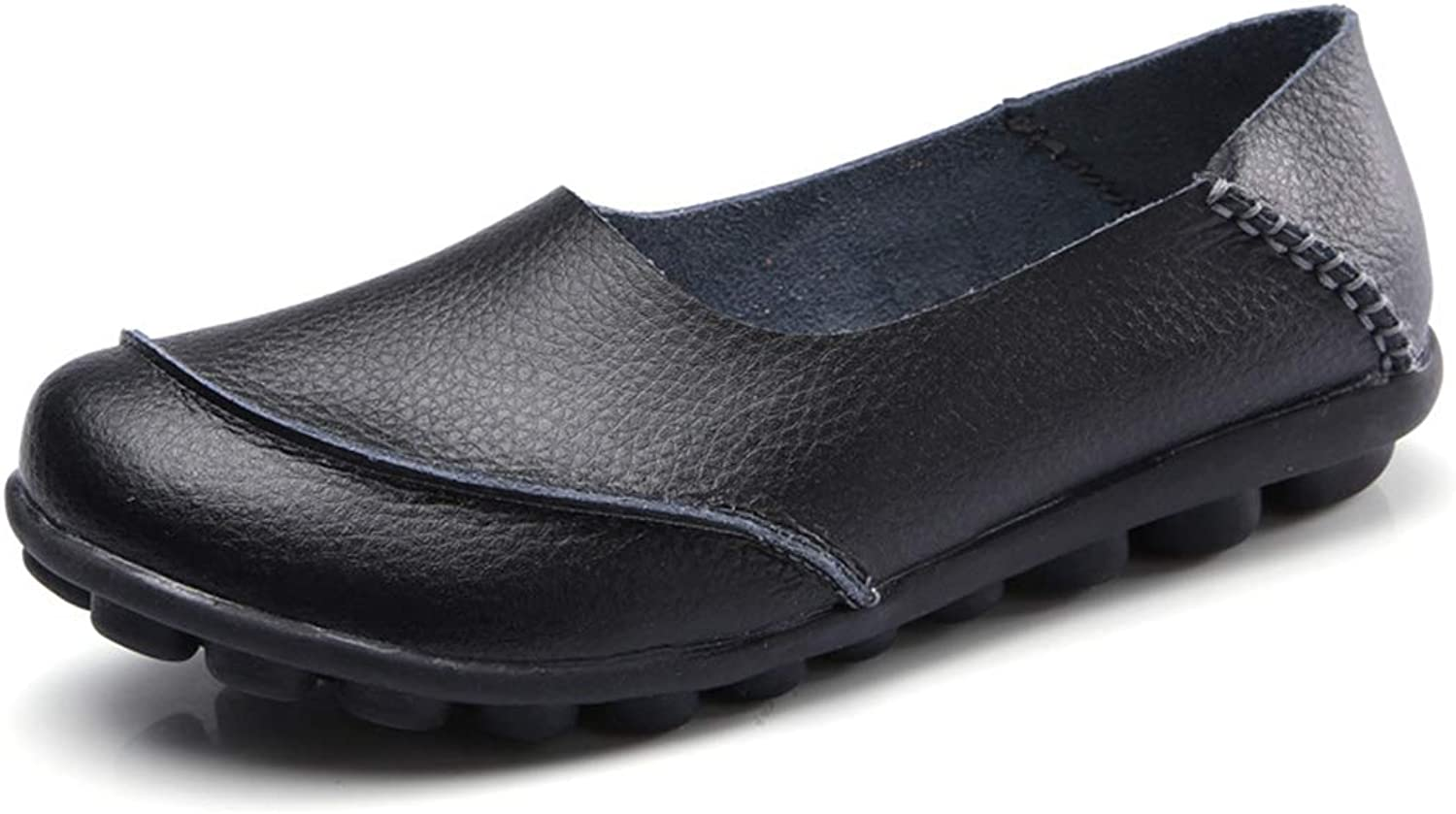 Drew Toby Women's Flats,Simple Solid color Anti-Slip Spring Classic Daily shoes