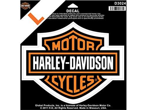Harley-Davidson Aufkleber B&S Groß