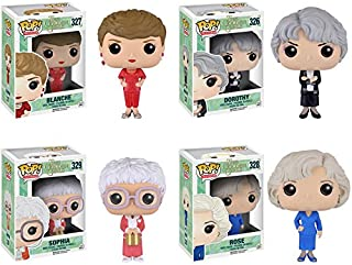 Funko Golden Girls POP TV Action Figure Collectors Set
