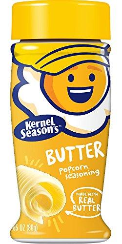 Kernel Season s Popcorn Seasoning, Butter, 2.85 Ounce (Pack of 6)