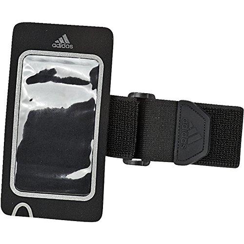 adidas R Med ARMPO COV Bracciale per Telefono Mobile Unisex, Taglia L, Colore Nero