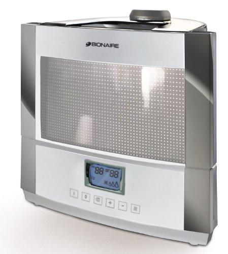 Bionaire BU8000-I-065 - Humidificador vapor frío con termohigrómetro