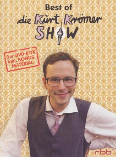 Die Kurt Krömer Show - Best of [3 DVDs]