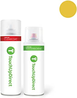 TouchUpDirect for Mitsubishi Exact Match Automotive Touch Up Paint - Solar (Y19)