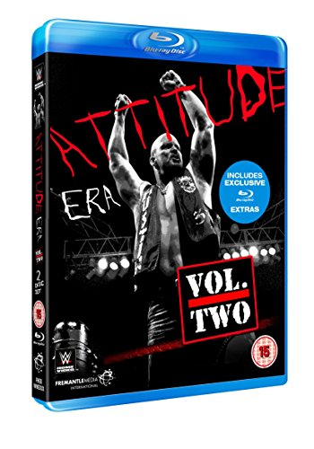 WWE: Attitude Era - Vol. Two [Blu-ray] [UK Import]