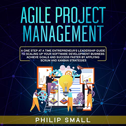 Agile Project Management  By  cover art