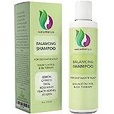 Vitamin Shampoo For Oily Hair & Scalp – Itchy Scalp & Greasy Hair Treatment For Oily & Thinning...