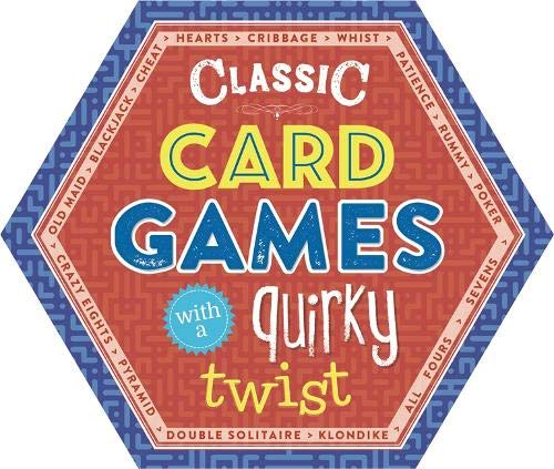 Classic Card Games with a Quirky Twist (Hex Game Box)
