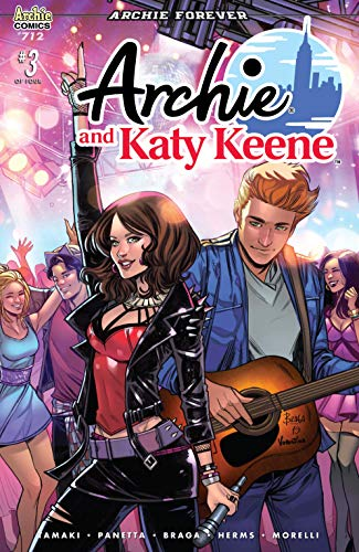 Archie (2015-) (Archie & Katy Keene #3) #712 (English Edition)