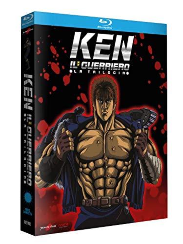 Ken Il Guerriero La Trilogia- La Serie Completa (Blu-Ray) (Limited Edition) ( Blu Ray)