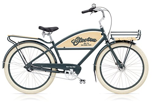Electra Delivery 3i Chicago Grey MEN Beachcruiser mit 3Gang Nabenschaltung, 244152E