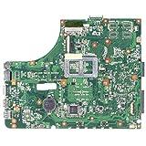 DINGZH-HANGZH para ASUS K53SD Rev.2.1 HM65 DDR3 Placa Base para Portátil Placa Base Piezas de Repuesto (Color : A)