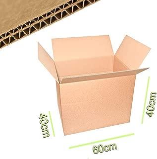 Scatola di Cartone doppia onda Imballi 40x35x40  trasloco spedizione pezzi 10