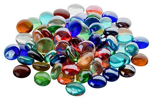 Fliesenhandel Fundus Glasnuggets bunt 17-22 mm ca 200 Stk 1kg