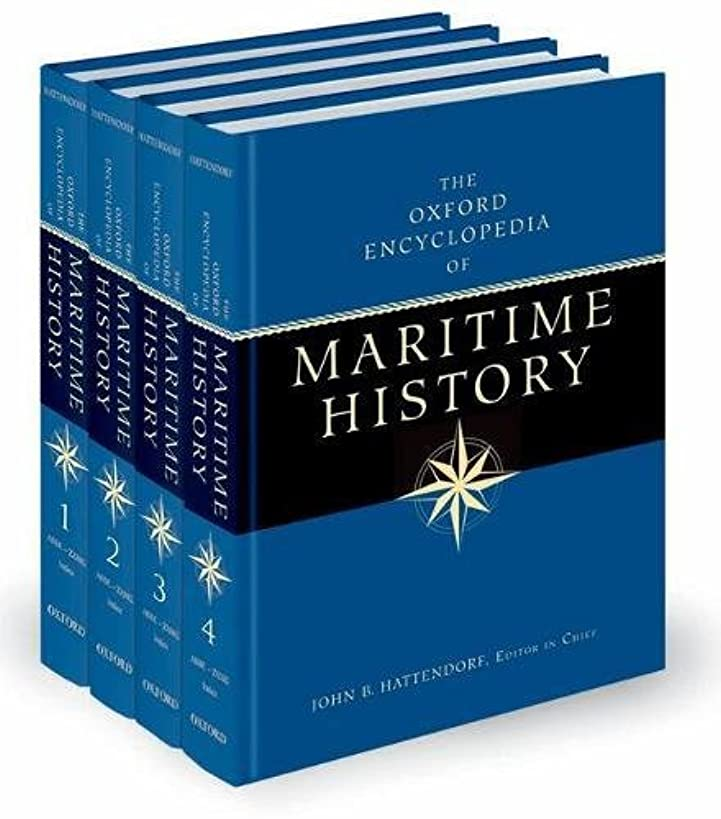 The Oxford Encyclopedia of Maritime History (set of 4 volume )
