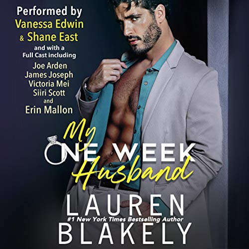 Couverture de My One Week Husband