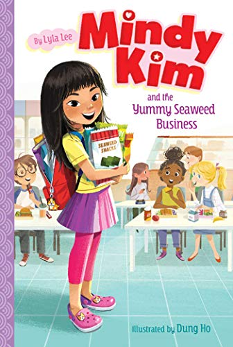 Product Image of the Mindy Kim and the Yummy Seaweed Business (1)