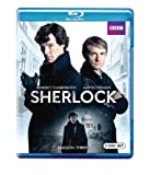 Get Sherlock Season 3 on Blu-ray/DVD at Amazon