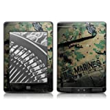DecalGirl Kindle Touch Skin - USMC Courage (does not fit Kindle Paperwhite)
