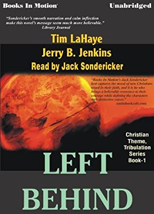 Left Behind by Tim LaHaye and Jerry B. Jenkins, (Left Behind Series, Book 1) from Books In Motion.com