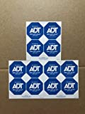 ADT Window Stickers Decal Sticker Security Alarm