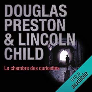 La chambre des curiosités     Pendergast 3              By:                                                                                                                                 Douglas Preston,                                                                                        Lincoln Child                               Narrated by:                                                                                                                                 François Hatt                      Length: 19 hrs and 1 min     1 rating     Overall 5.0