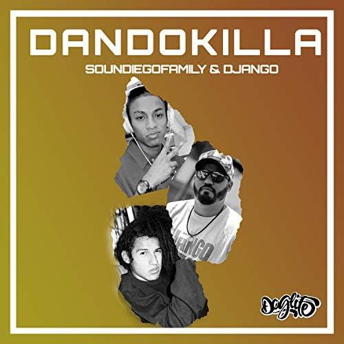 SOUNDIEGOFAMILY, Django, Blasser & Blaximental