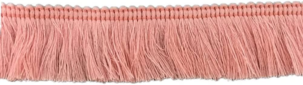 DUO ER 2 Yards Pink Fringe Tassel Trim Lace Deco Sewing Thin DIY Same day shipping Virginia Beach Mall