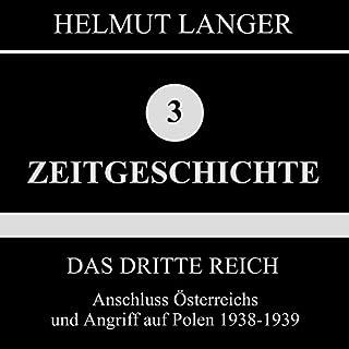 Anschluss Österreichs und Angriff auf Polen 1938-1939 Titelbild