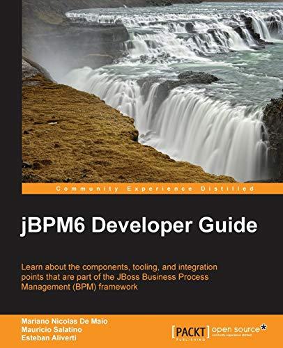 jBPM6 Developer Guide (English Edition)