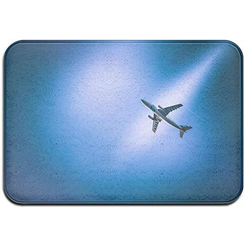 DaiMex vliegtuig op Sky Outdoor mat huisdeurmatten ingangstapijt standaard tapijt