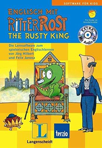 Langenscheidt Englisch mit Ritter Rost - The Rusty King - CD-ROM mit Audio-CD: Die Lernsoftware zum spielerischen Englischlernen
