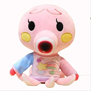 addre Auston ABEL Cartoon Plush Toy Animal Crossing Stuffed Doll - 25CM Marina Plushie Toys Gifts for Kids Birthday