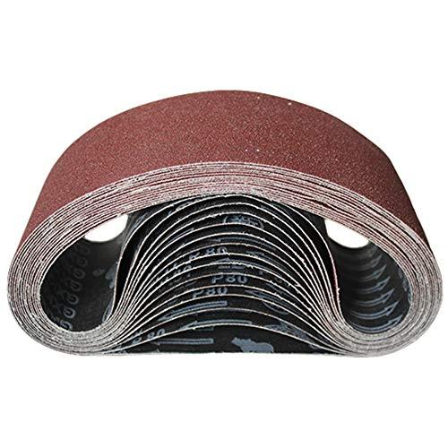 GPOKD schuurpapier - Schuurbanden 60-600 Korrels Schuurpapier Schuurbanden voor schuurmachine Power Rotary Tools Dremel Accessoires Schuurgereedschap, p120