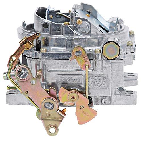 Edelbrock 1905 AVS2 Series Carburetor 650 cfm Square Flange Non-EGR Manual Choke Satin AVS2 Series Carburetor