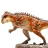 PNSO Yangchuanosaurus Jurassic Dinosaur Chuanosaurus PVC Realistic Animal Models Educational Painted Figure Toys Dinos Collector Decor Gift Birthday Party for Adult