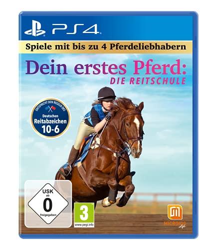 Dein Erstes Pferd - Die Reitschule - [PlayStation 4]