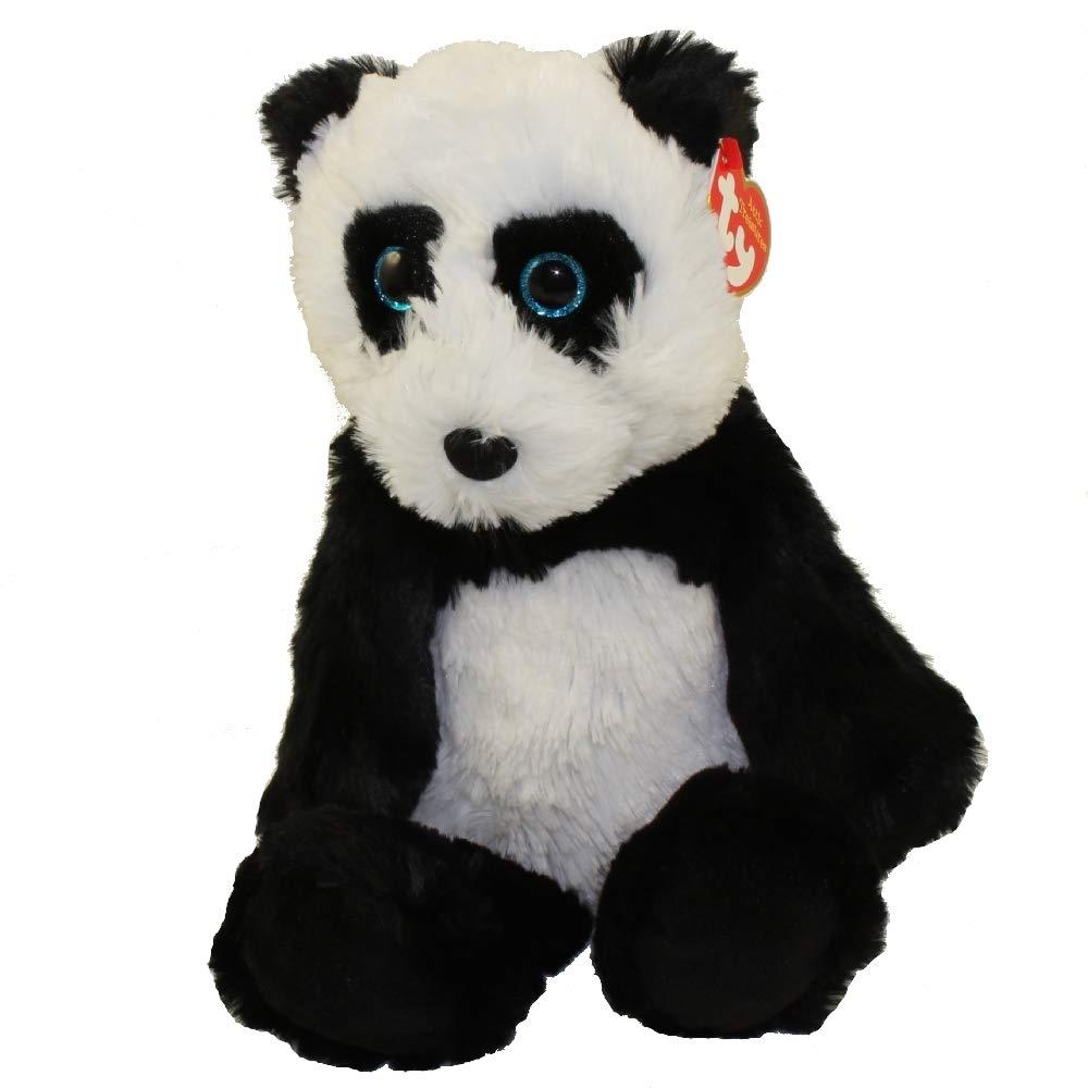Panda med Ty Fluff