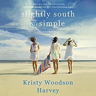Slightly South of Simple audiobook cover art
