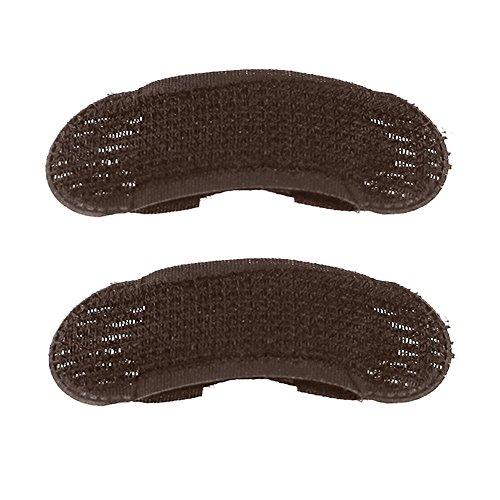 Merssavo2x Kaffee Haare Volumen Erhöhen-Schwamm Unsichtbare Pad Bump Schaum Puff Einfügen Base Clips