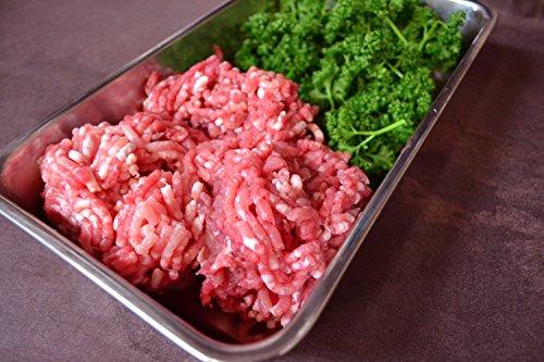 国産 黒豚 粗びき肉 600g プロ使用 挽き肉 料理 麻婆豆腐 餃子 オムライス ハンバーグ 業務用