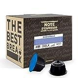 Note d'Espresso - Cápsulas de Café de Guatemala - Compatibles con Cafeteras de Cápsulas NesCafé* y Dolce Gusto* - 48 x 7 g