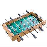 WggWy Mesa de futbolín, Mini Mini Football Juego de fútbol Que se Puede Montar fácilmente Adecuado para el Centro Comercial Game Room Bar Party Family Game Night